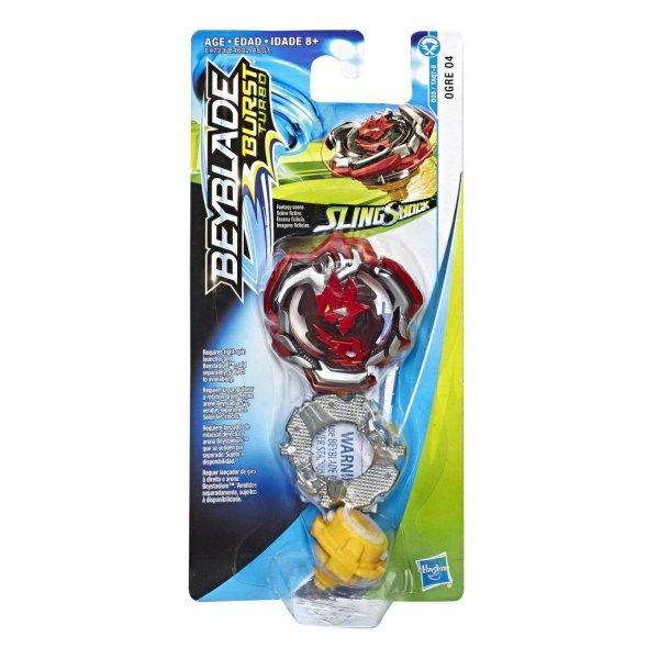 Волчок Hasbro Bey Blade слингшок Огр (E4602_E4723)