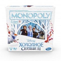 Настольная игра Monopoly Холодное сердце II E5066
