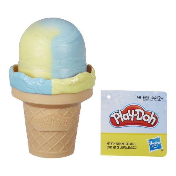 E5349/E5332 Hasbro Play-Doh E5332 Масса для лепки Мороженое