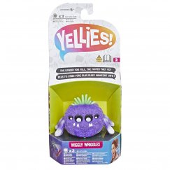 "Интерактивная игрушка Yellies ""Паучок"" Wiggly Wriggles, E5064 E5770"