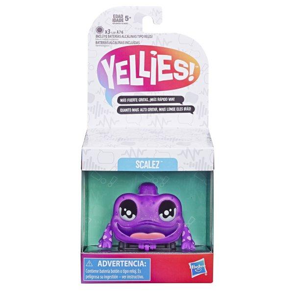 E6149/E6119 Игрушка Hasbro (Yellies) Ящерица Скалез интерактивная E6149/E6119