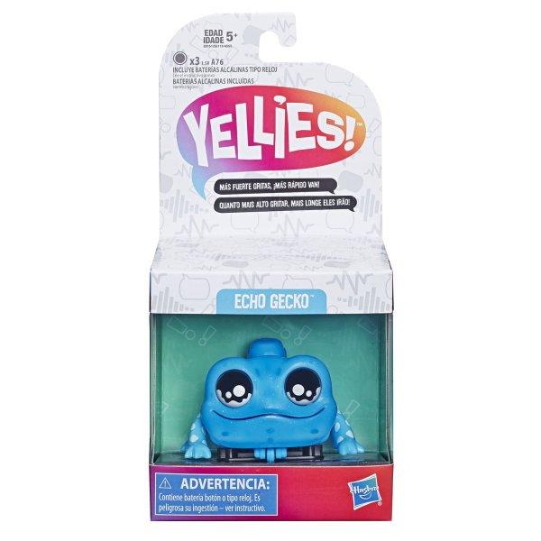 E6151/E6119 Hasbro (Yellies) Ящерица Эхо Гекко интерактивная E6151/E6119