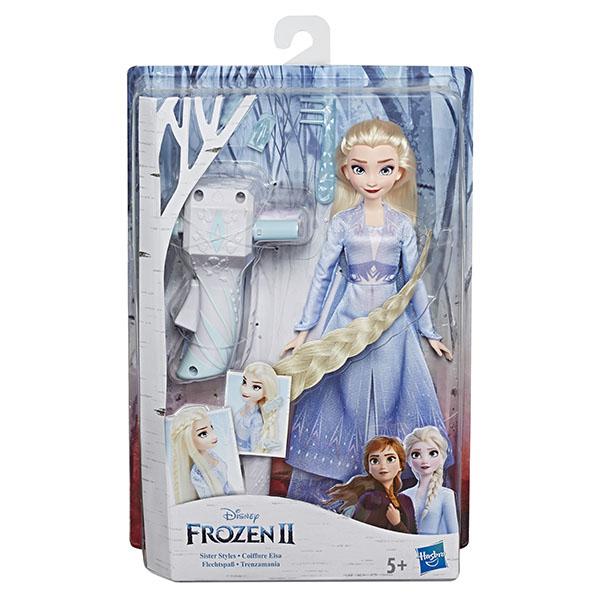 E7002/E6950 Hasbro Disney Princess E6950/E7002 ХОЛОДНОЕ СЕРДЦЕ 2 Магия причесок Эльза