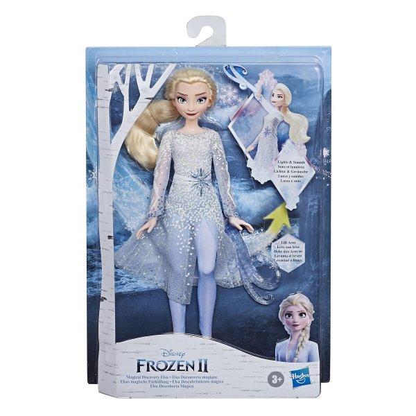 Интерактивная кукла Hasbro Disney Холодное сердце 2 Эльза