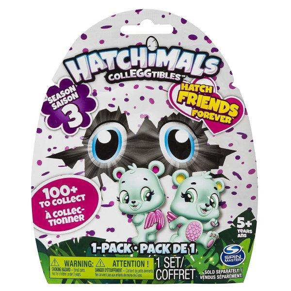 6041316 Игрушка HATCHIMALS коллекционная в непрозрачной упаковке (Сюрприз) 6041316