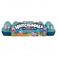 Набор фигурок HATCHIMALS S5 Дюжина яиц коллекционных 12шт в непрозрачной упаковке (Сюрприз)