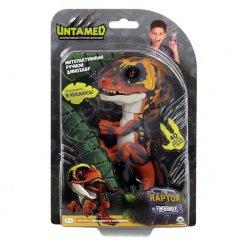 Динозавр Fingerlings Untamed интерактивный Dino Зеленый с оранжевым 3781