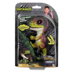 Динозавр Fingerlings Untamed интерактивный Dino Зеленый с фиолетовым 3782