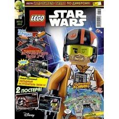 Набор лего - Журнал Lego Star Wars № 12 (2018)
