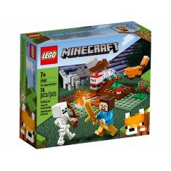 LEGO Minecraft 21162 Конструктор Приключения в тайге