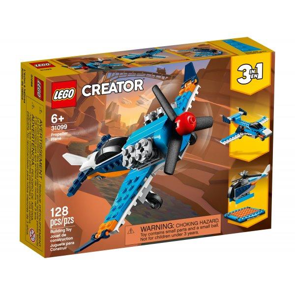 LEGO Creator 31099 Конструктор Винтовой самолёт