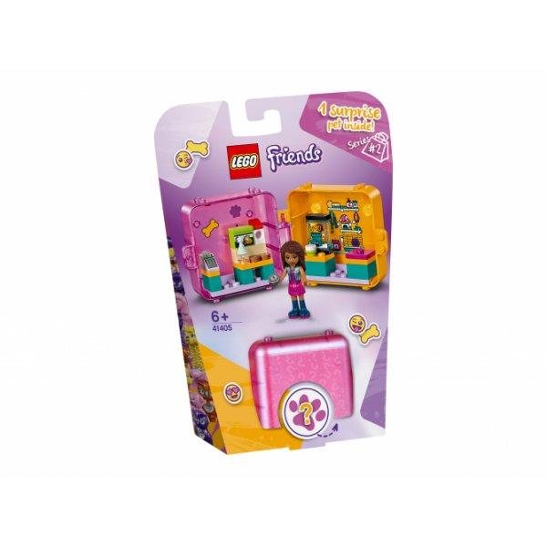 41405 LEGO Friends 41405 Конструктор Игровая шкатулка Покупки Андреа