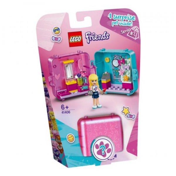 LEGO Friends 41406 Игровая шкатулка Покупки Стефани