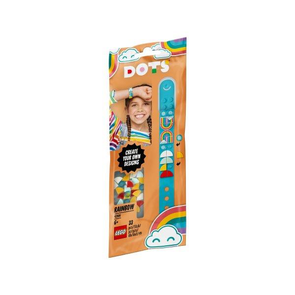 LEGO DOTS 41900 Браслет Радуга