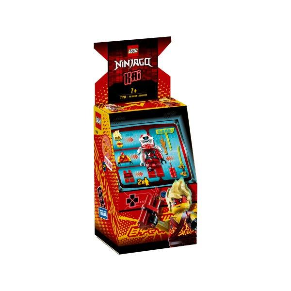 LEGO Ninjago 71714 Игровой автомат Кая