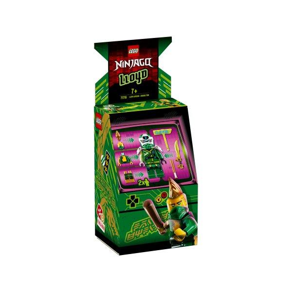 LEGO Ninjago 71716 Игровой автомат Ллойда