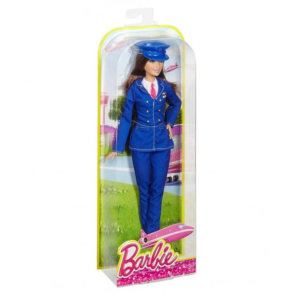 Barbie DVF50/FJB10 Кем быть? Пилот