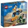 Набор лего - Конструктор LEGO City 60255 Команда каскадёров