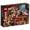 Набор лего - Конструктор LEGO Ninjago 71718 Боевой дракон Мастера Ву