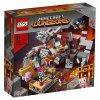 Набор лего - LEGO Minecraft 21163 Битва за красную пыль