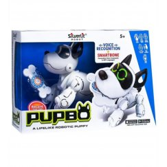 Робот-собака Silverlit Pup Bo