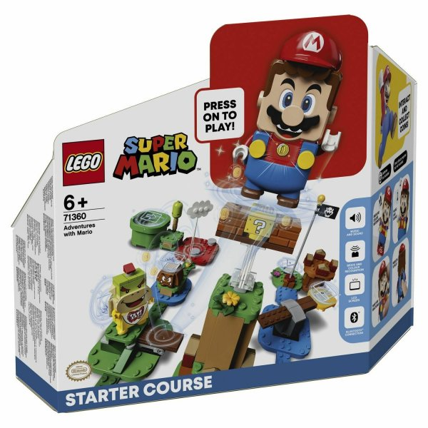 71360 LEGO Super Mario 71360 Приключения вместе с Марио