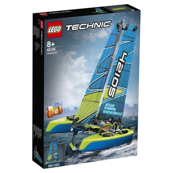 Набор Лего LEGO Technic 42105 Катамаран