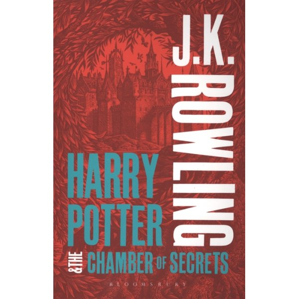 J. K. Rowling Book 2 Harry Potter and the Chamber of Secrets (1)