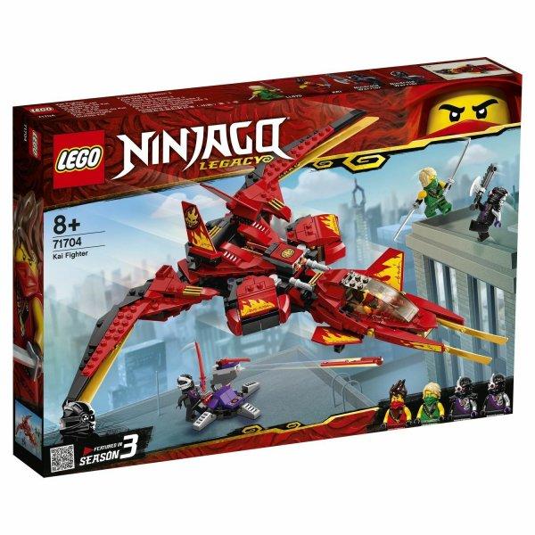 Набор Лего LEGO Ninjago 71704 Истребитель Кая