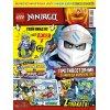 Набор лего - Журнал Lego Ninjago №01 (2020)