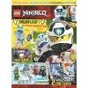 Набор лего - Журнал Lego Ninjago №04 (2020)