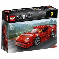 Конструктор LEGO Speed Champions 75890 Ferrari F40 Competizione