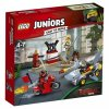 Набор лего - Конструктор LEGO Juniors 10739 Нападение акулы