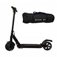Электросамокат KUGOO S3 Jilong 350W (36V/8.8Ah) черный