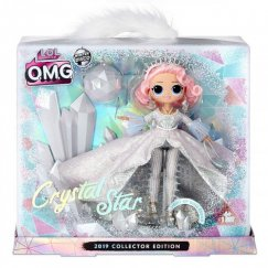 Кукла MGA Entertainment LOL Surprise OMG Winter Disco 2019 Collector Edition Crystal Star