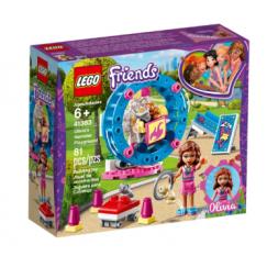 Набор лего - Конструктор LEGO Friends 41383 Игровая площадка для хомячка Оливии