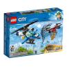 Набор лего - LEGO City 60207 Воздушная полиция: погоня дронов