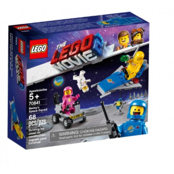 70841 Лего 70841 Movie Космический отряд Бенни