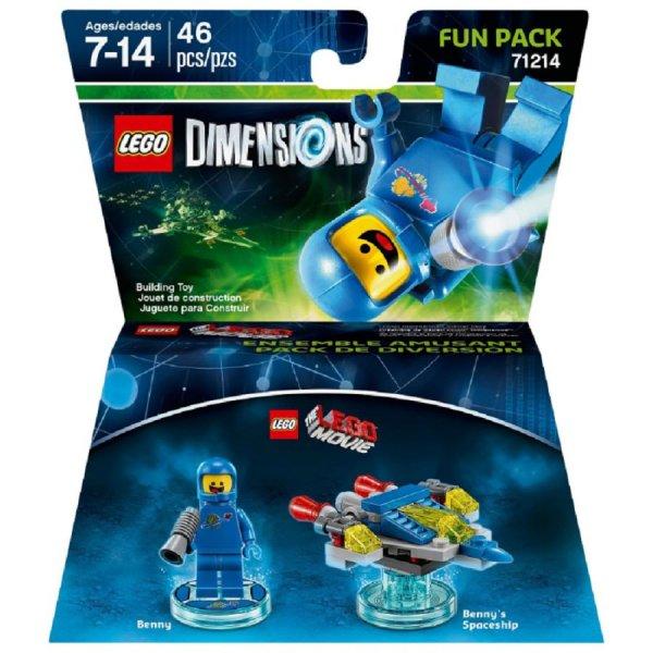 LEGO Dimensions 71214 Lego Dimensions 71214 Бенни