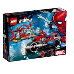 Набор лего - Конструктор LEGO Marvel Super Heroes Cпасательная операция на мотоциклах