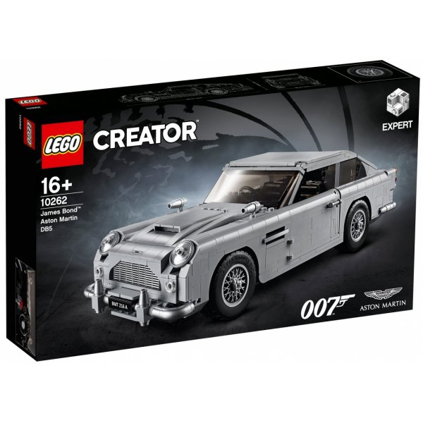 James Bond Aston Martin DB5 (10262)