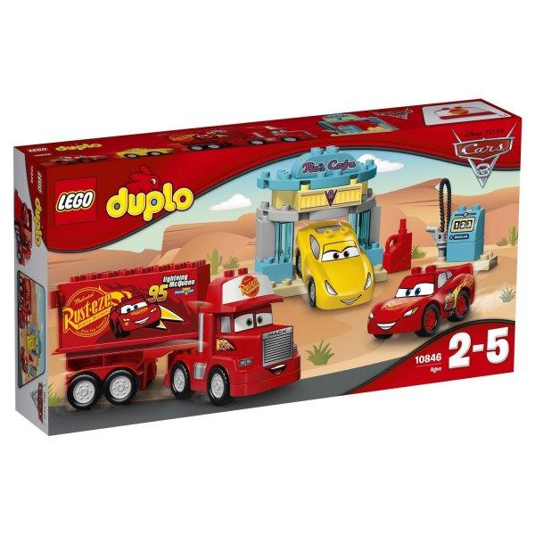LEGO Duplo 10846 Конструктор LEGO DUPLO Cars TM Кафе Фло (10846)