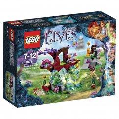 Набор лего - LEGO Конструктор LEGO Elves Фарран и Кристальная Лощина (41076)