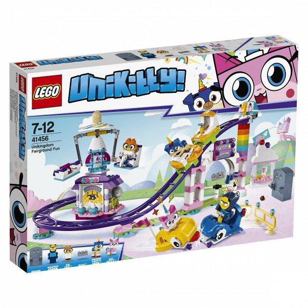 LEGO Эксклюзив 41456 Конструктор LEGO Unikitty 41456 Весёлая ярмарка Королевства