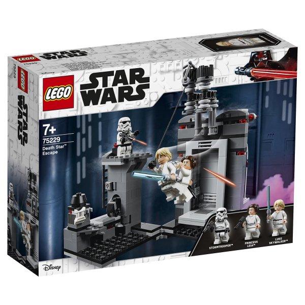 LEGO Star Wars 75229 Конструктор LEGO Star Wars Побег со Звезды смерти 75229