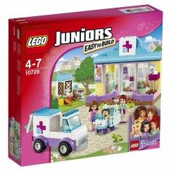 Конструктор LEGO Juniors Ветеринарная клиника Мии