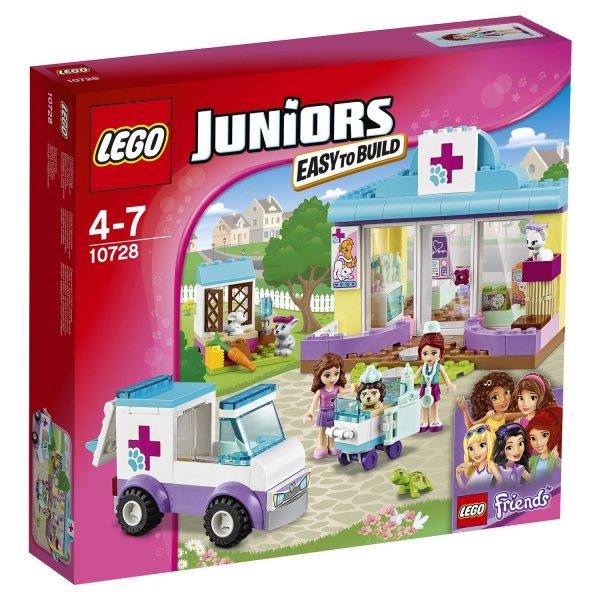 10728 Конструктор LEGO Juniors Ветеринарная клиника Мии