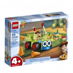 Набор лего - Конструктор LEGO 10766 Toy Story Вуди на автомобиле