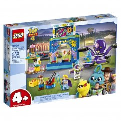 Конструктор LEGO Toy Story 10770 Парк аттракционов Базза и Вуди
