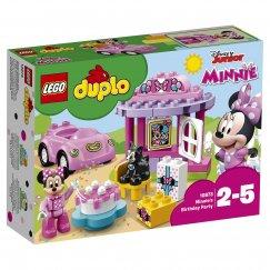 Конструктор LEGO DUPLO Disney День рождения Минни